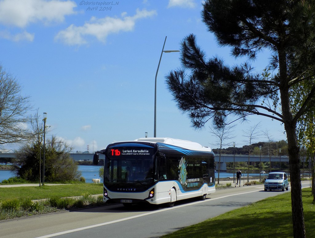 Ligne De Bus Brest The World S Newest Photos Of Bus And Urbains Flickr Hive Mind
