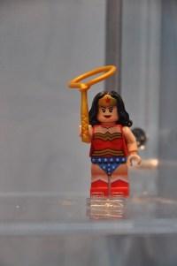 LEGO Wonder Woman minifigure