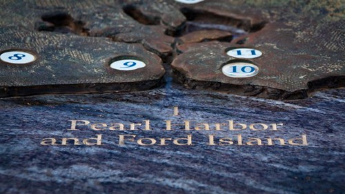 Pearl Harbor and Ford Island
