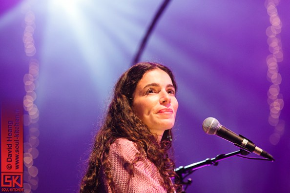 Yael Naim @ Nuits de Fourvire 2011