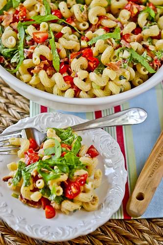 BLT Pasta Salad 8
