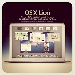 Mac OS X Lion is here!