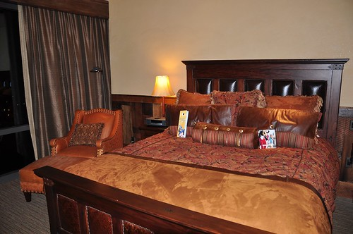 Big Thunder Suite at Disneyland Hotel