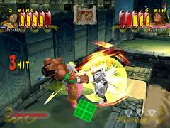 Power Stone - samurai Slash