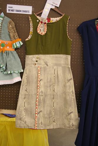 Handmade dress -- amazing