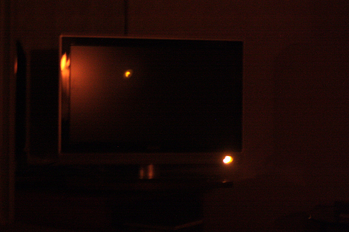 tv light