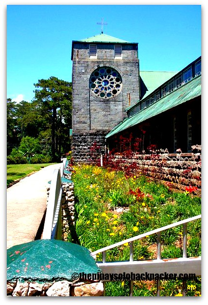 St. Mary Church Sagada photo