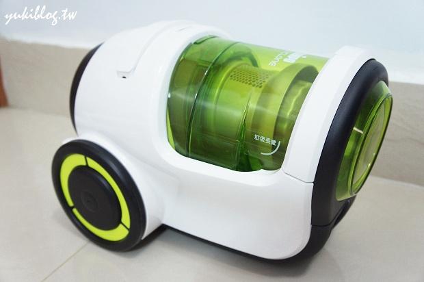[試用]*SAMPO聲寶吸塵器(EC TA25F) 日本的和風暢銷機種! Yukis Life by yukiblog.tw