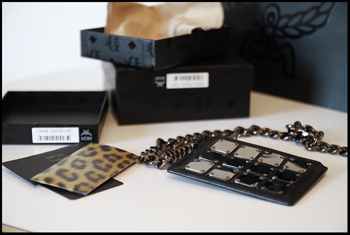 Tuukka13 - MCM x Phenomenon Keychain Wallet - Berlin Satellite Store - 2