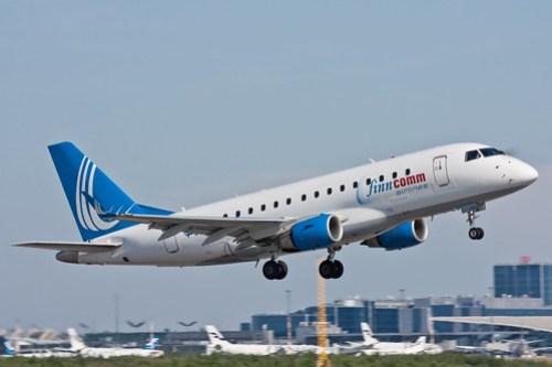 Finncomm Airlines - OH-LEK - Embraer ERJ-170-100LR 170LR