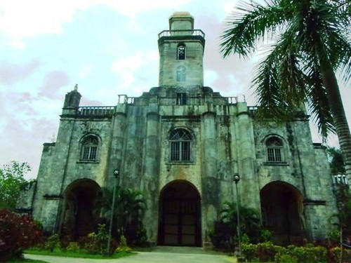 Baclayon Church photo by Brenna Bustamante of Philippine Travelogue