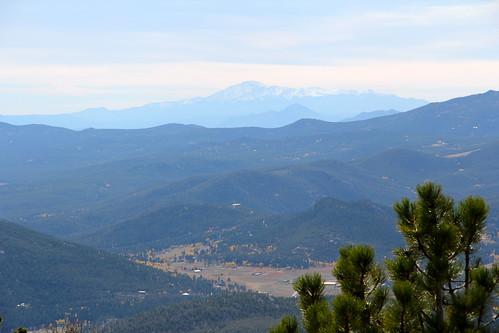 Bergen Peak Summit Hike