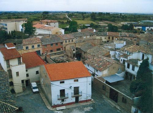 Plaza del Catillo