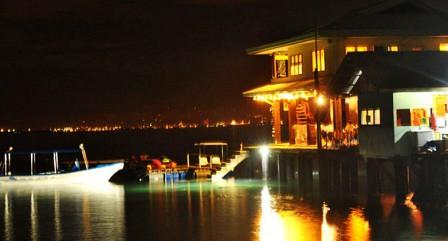 Davao At Night