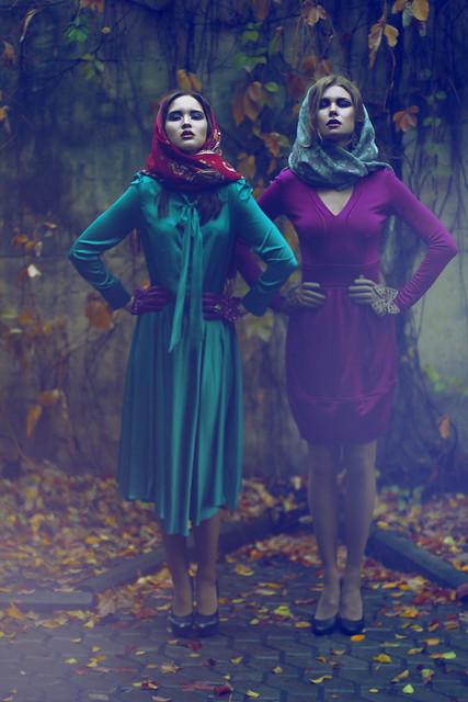 Photographer - Lobach Victoria Make up artist Natali Voys