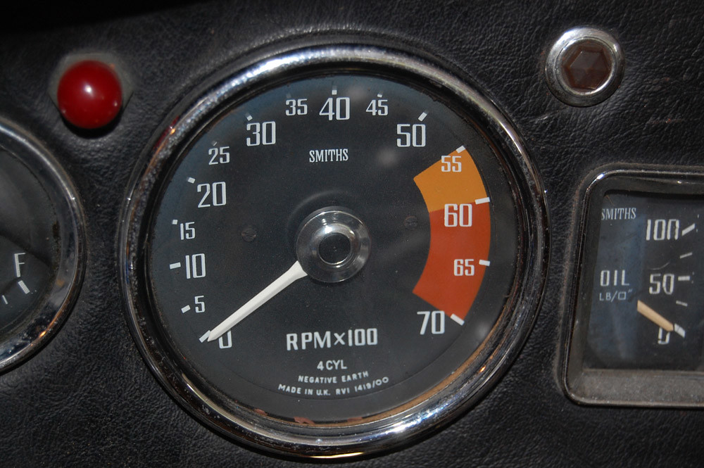 73 MGB Tach Wire to Ignition Switch?  MGB  GT Forum  MG