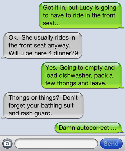 Damn Autocorrect by John Federico, on Flickr