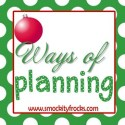Ways of Planning for the Holidays