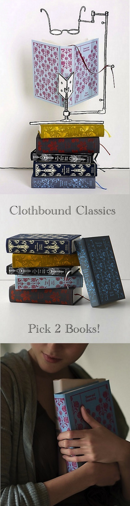 cloth-bound