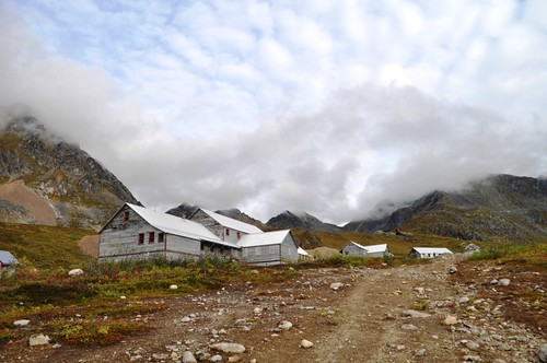 Independence Mine State Historic Park, Near Palmer, Alaska