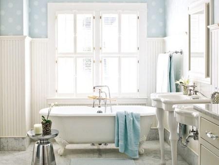 tile baseboard bath