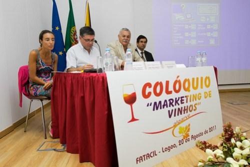 Colóquio - Marketing de Vinhos