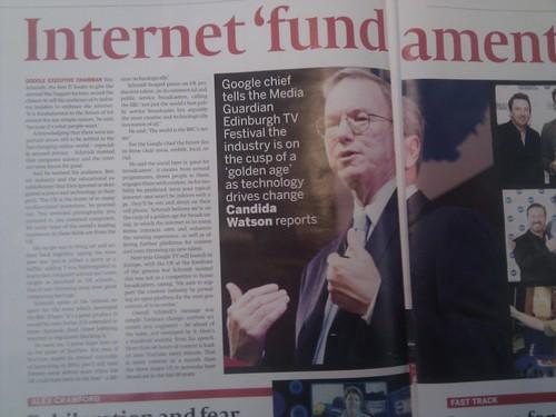 Internet Fundamentals