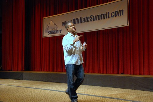 Wil Reynolds keynote at Affiliate Summit East 2011
