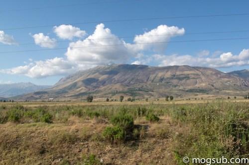 Στον δρόμο για το Gjirokaster