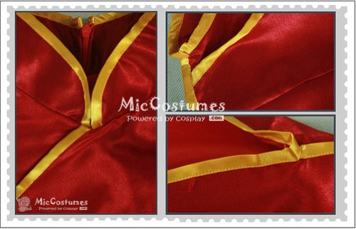 Gintama Kagura Cosplay Costume1