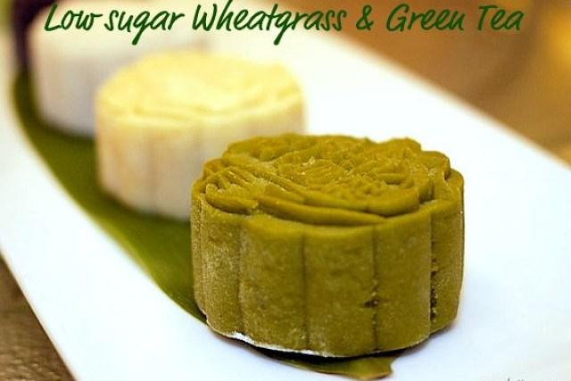 wheatgrass greentea
