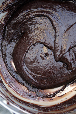 gluten-free brownie batter