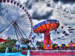 Navy Pier Theme Park