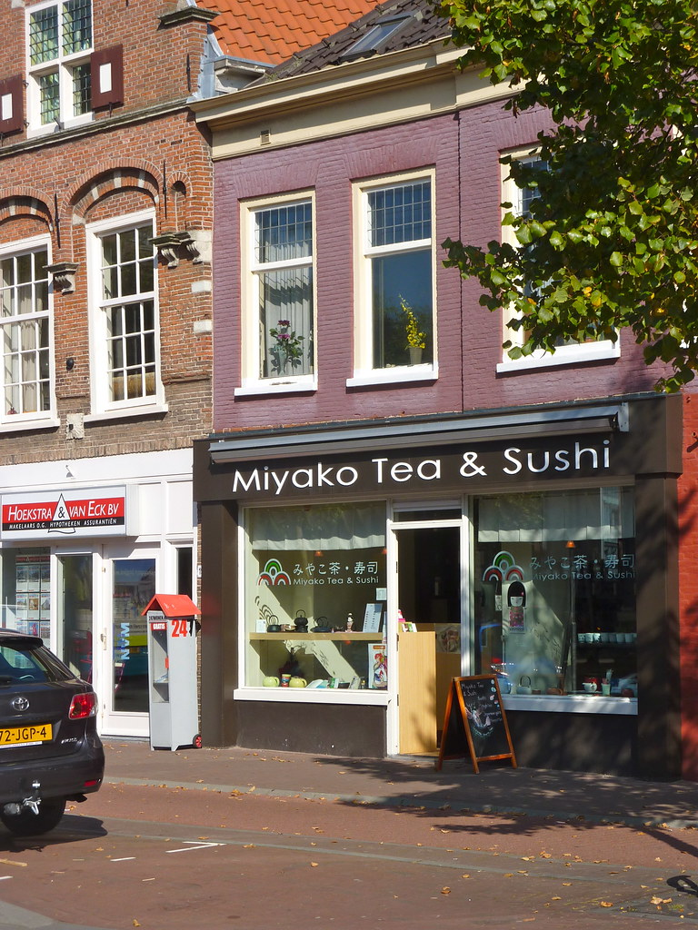 Haarlem Sushi The World S Best Photos Of Japansewinkel Flickr Hive Mind