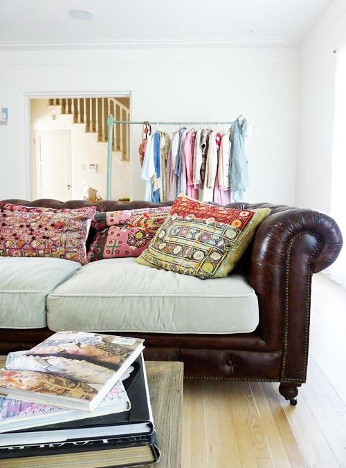 Rachel Ashwell's Living Room