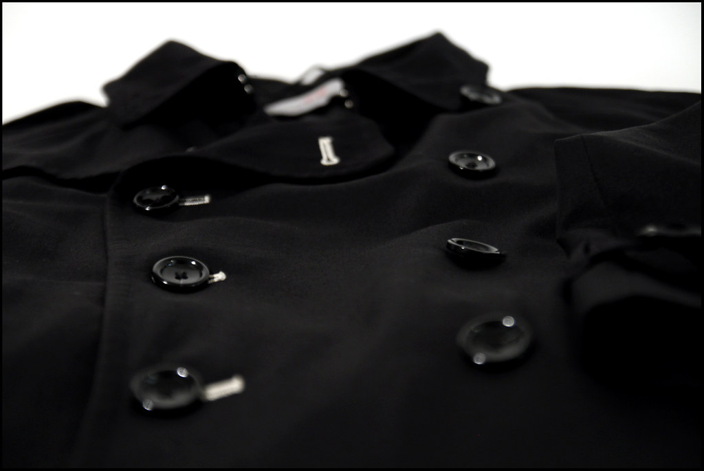Tuukka13 - Winter Jackets 2011 - HM x Comme des Garcons Trench Coat