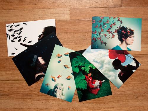 Imaginary Girl postcards-3