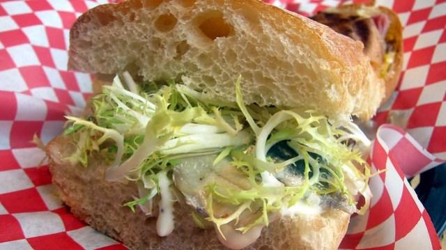 victory at sea sandwich at victory sandwich bar