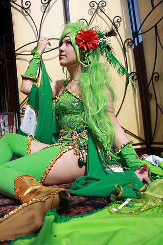 Rydia of the Mist Cosplay