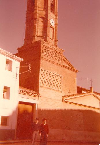 Iglesia de Cortes.