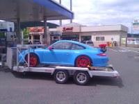 Trailering Question: Tire Rack - Rennlist - Porsche ...