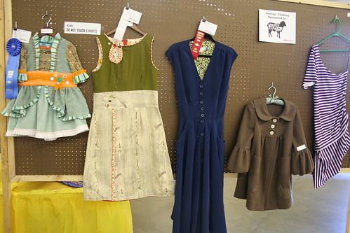 handmade clothing entries