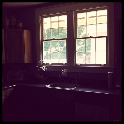 windows in my kitchen