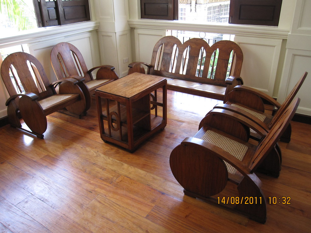 Wooden Sala Set Rizal The World 39s Best Photos Of Narra And Philippines Flickr