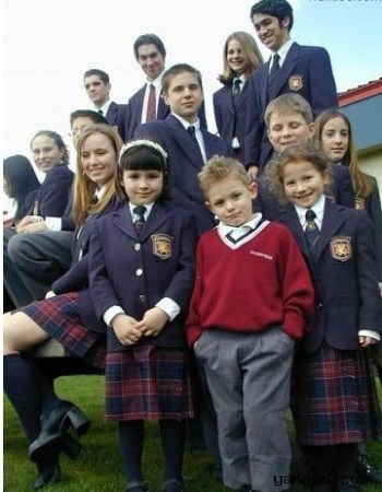 6-School Uniforms in Australia