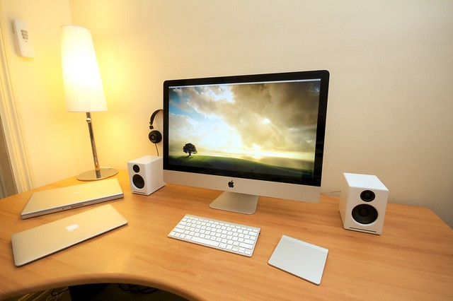 My Workstation 2011