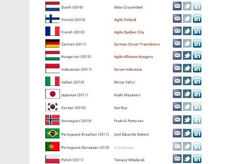 Scrum Guide 2011 em Português