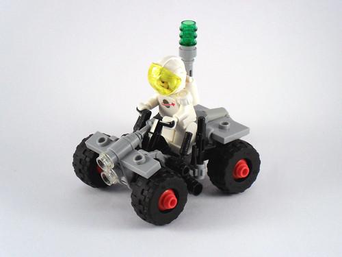 Aethon Quadbike