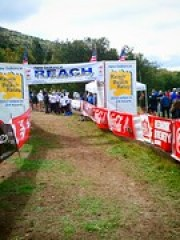 Reach the Beach relay (New Hampshire) start (2...