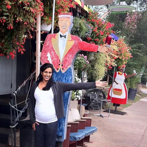Jahnavi at Terry's